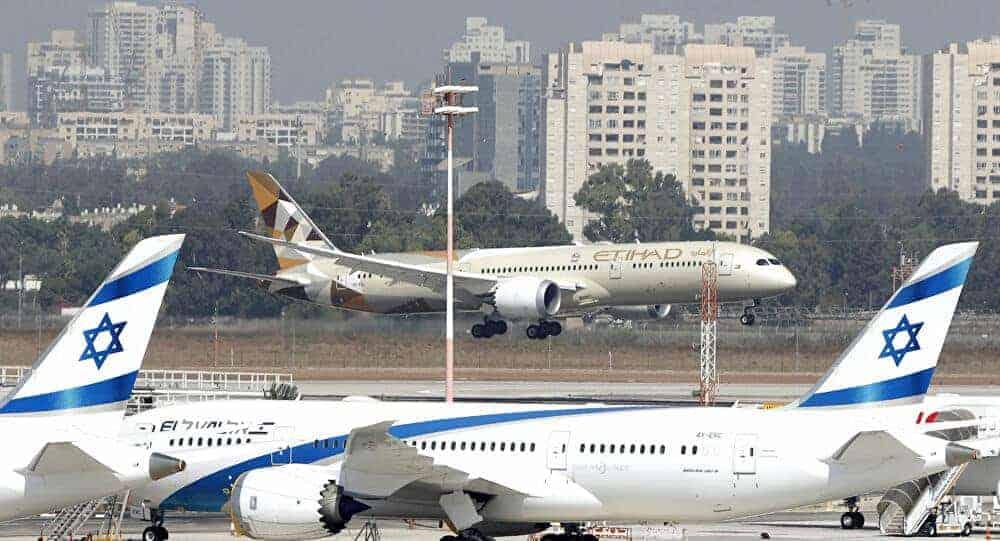 بعد-تغريدة-أبو عبيدة..-اسرائيل-تفتح-الملاجئ-وتحول-حركة-الطائرات-في-مطار-بن-غوريون-لمسارات-بديلة