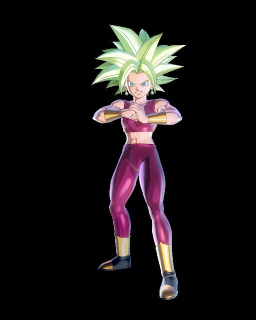 "Kefla se une a ""Dragon Ball Xenoverse 2""."