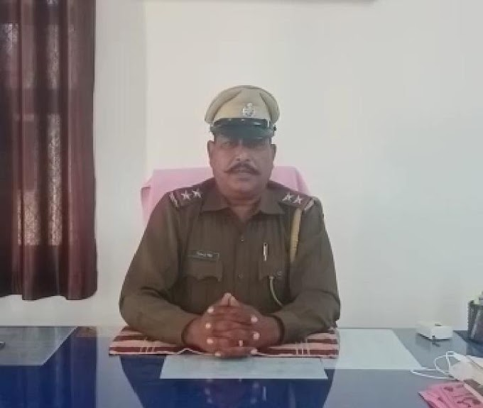 Baran News- भंवरगढ़ थाना अधिकारी विजेंद्र सिंह जादौन ने दीं नव वर्ष की हार्दिक शुभकामनाएं