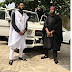 1st pics from Adekunle Gold and Simi's traditional wedding