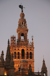 Top Spots to visit in Sevilla?  Visit Sevilla's Cathedral, where Columbus is buried