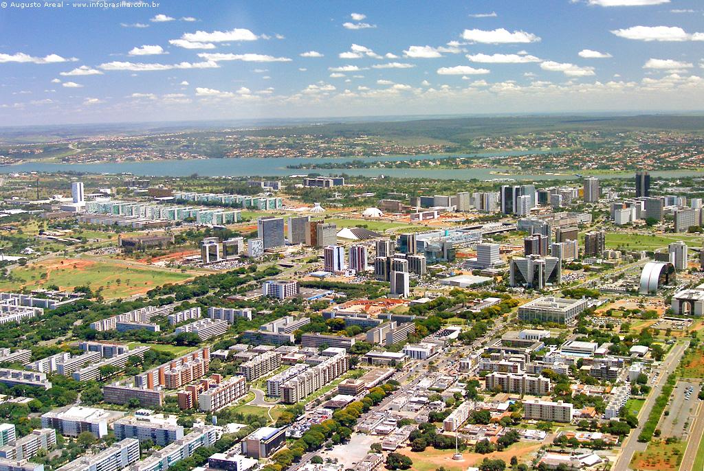 Brasília (DF) | Capital do Brasil