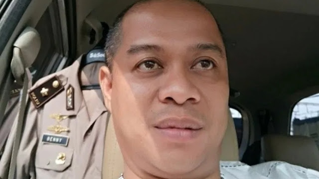 AKBP Benny Alamsyah Dijebloskan ke Rutan Narkoba
