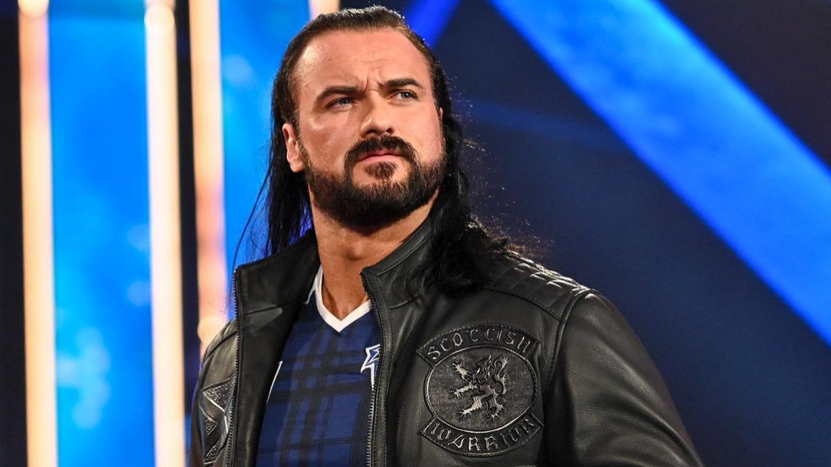 """Possível """"spoiler"""" sobre o futuro de Drew McIntyre na WWE"""