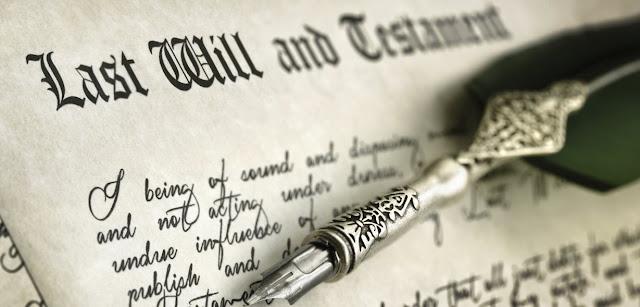 Testamento y conflicto movil
