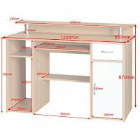 planos de muebles para oficinas
