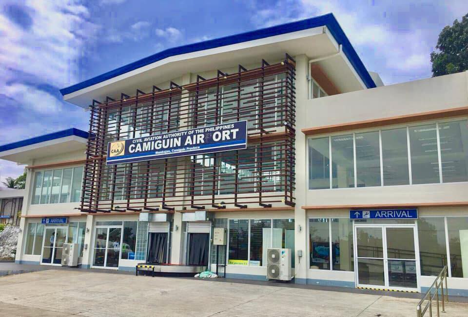 Camiguin Airport Level up na!