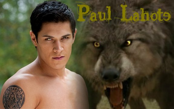 Bella's Wolf Pack : Paul