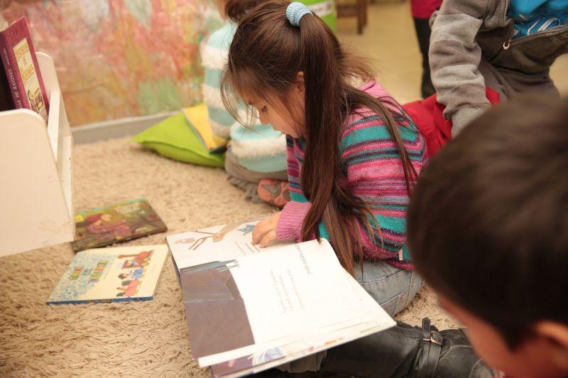 Integra busca promover el hábito lector en la infancia