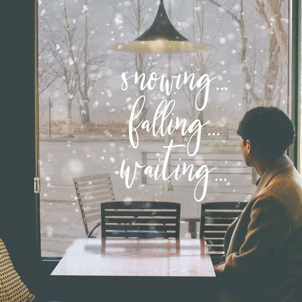 Sung Nock Won – Snowing…Falling…Waiting – Single