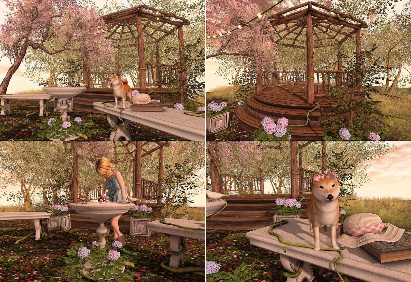 My Secret Garden: Cinderella Fashionista: ♫My Secret Garden's Not So Secret