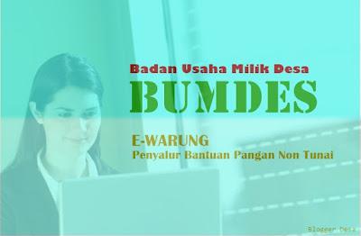 Badan Usaha Milik Desa (BUMDes) akan menjadi penyalur Bantuan Pangan Non Tunai (BPNT) dari pemerintah, berupa telur dan beras.