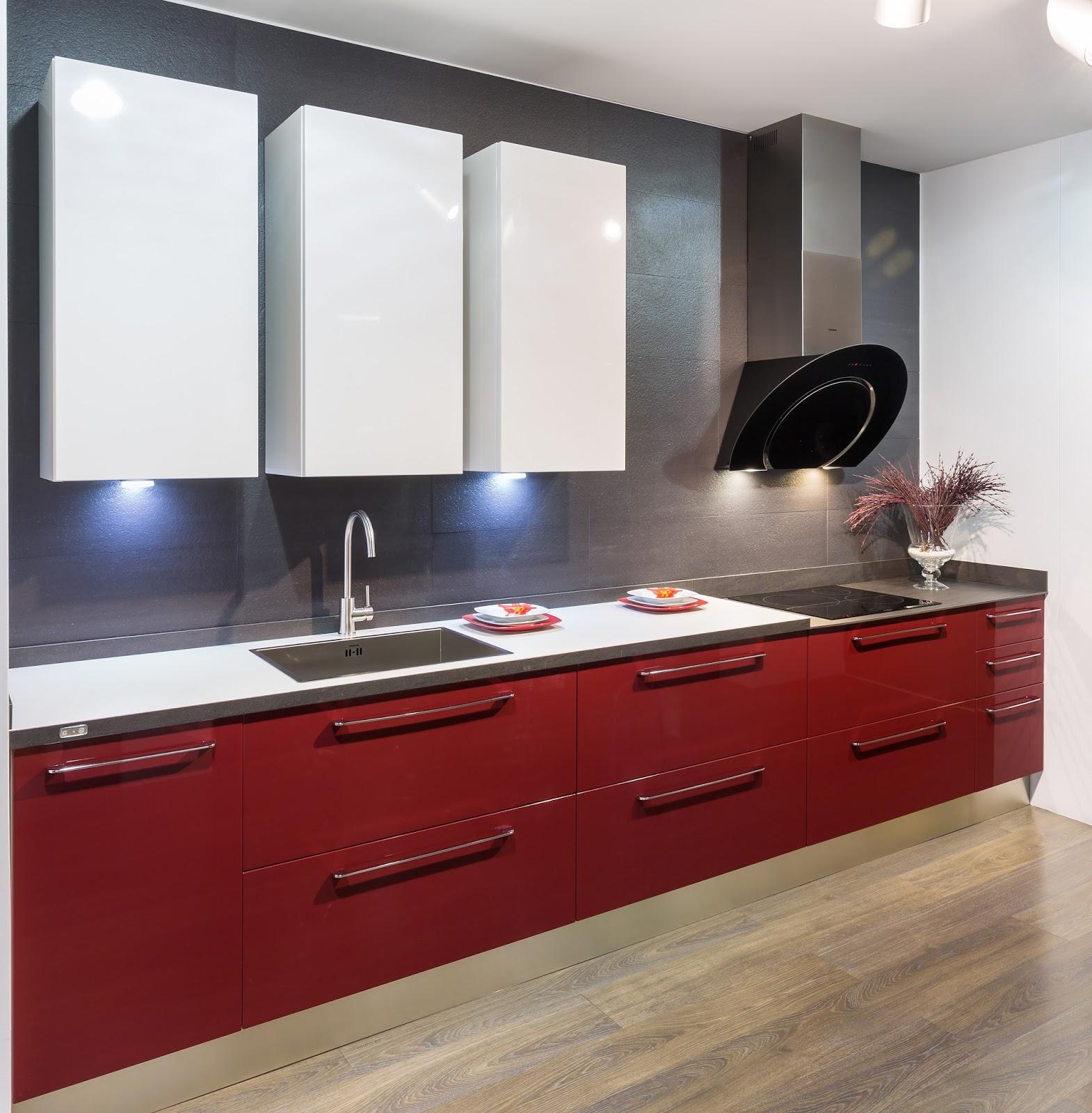 Decotips distribuir la cocina seg n su geometr a for Cocinas en paralelo