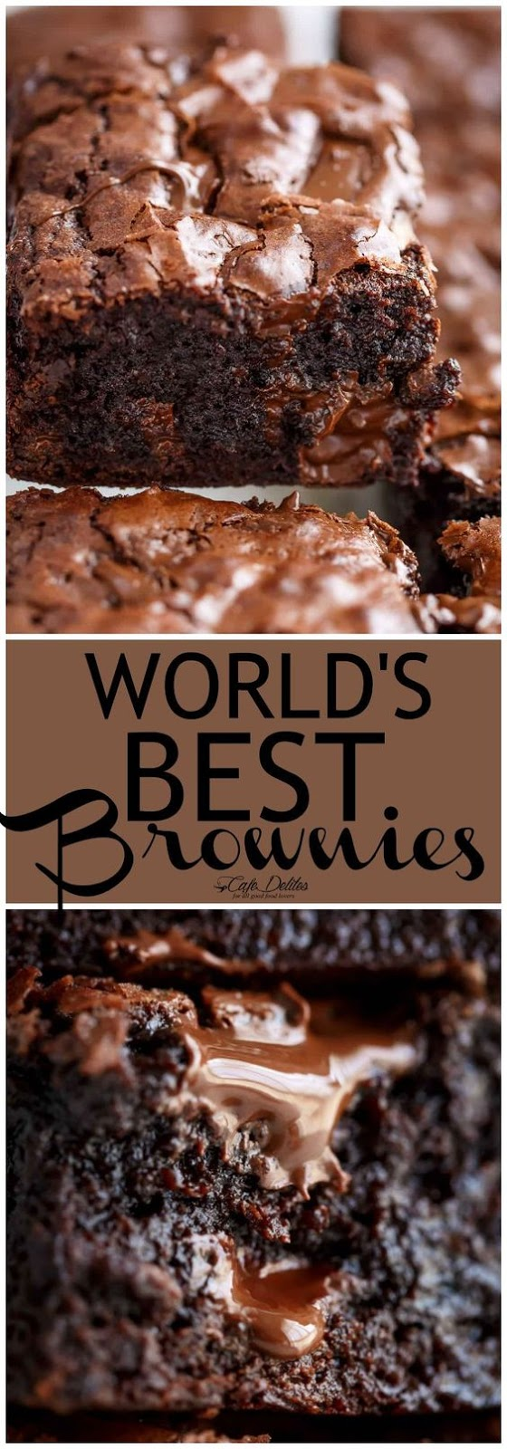 Best Fudgiest Brownies