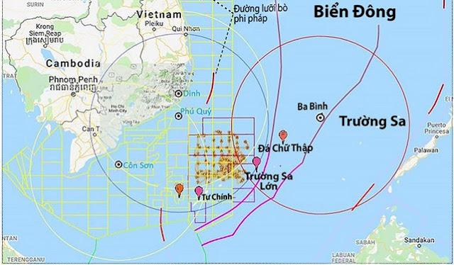 Nguyễn Xuân Diện: Vì sao Trung Quốc chọn bãi Tư Chính
