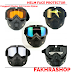 HELM FACE PROTECTOR