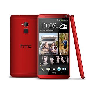 HTC One max قررت لإطلاقه في السوق وطنه تايوان في معطف الأحمر الآن.