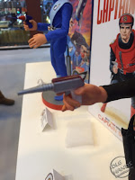 Toy Fair 2017 Big Chief Studios Captain Scarlet 12 inch action figures