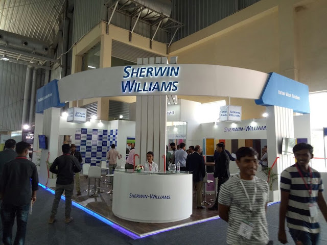 exhibition booth fabricator in bangalore india