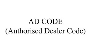 How to register AD code Online on ICEGATE ?
