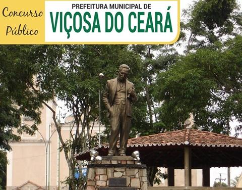 Apostilas Prefeitura de Viçosa do Ceará 2019