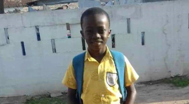 Boy, 10, missing after dressing for school Monday