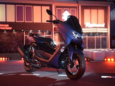 All New NMAX 155 China