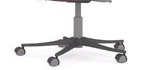 Cara Memperbaiki Roda di Kursi Kantor yang Rusak