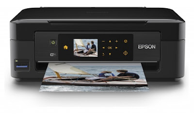Fi connection and photo printing directly from the smartphone Epson Expression Home XP-413 Driver Downloads