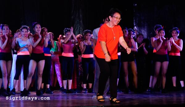 Bacolod dance school - Bacolod ballet school - Garcia-Sanchez School of Dance - Bacolod City - Bacolod blogger - 48th anniversary show - Janette Garcia Sanchez