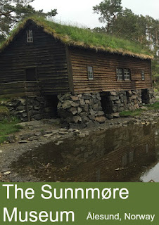 A visit to the Sunnmore Museum, Alesund, Norway