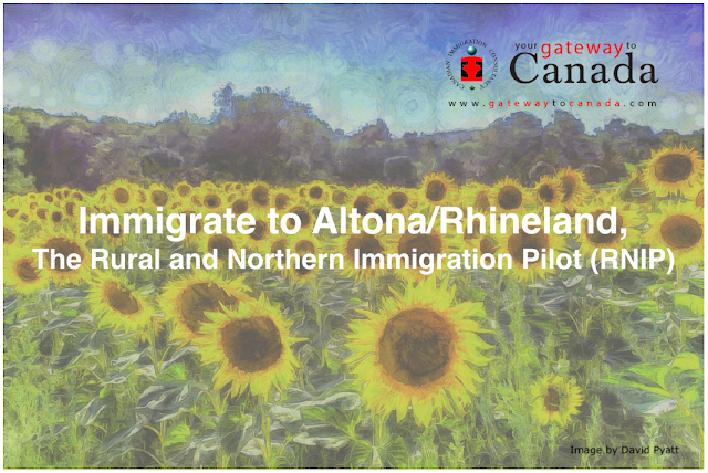 Immigrate to Altona/Rhineland, The Rural and Northern Immigration Pilot (RNIP)