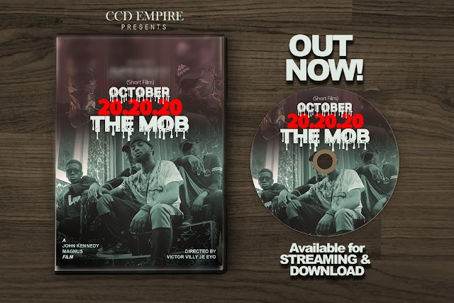 [BangHitz]  [Video] The mob - shot by Villy je (dedicated to #Endsars, 20-10-2020) #Arewapublisize