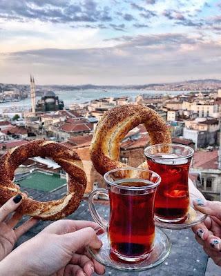 Minuman Khas Turki Ini