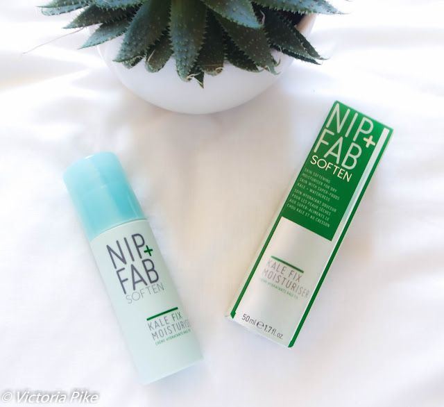 Nip+Fab Kale fix moisturiser review