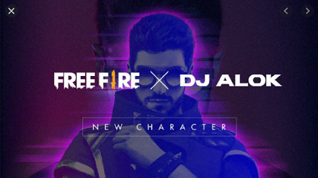Cara Redeem Kode Free Fire DJ Alok