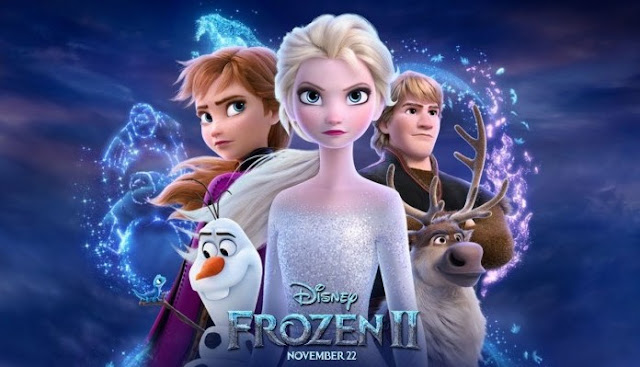 Frozen 2 is the highest grossing animated movie ever