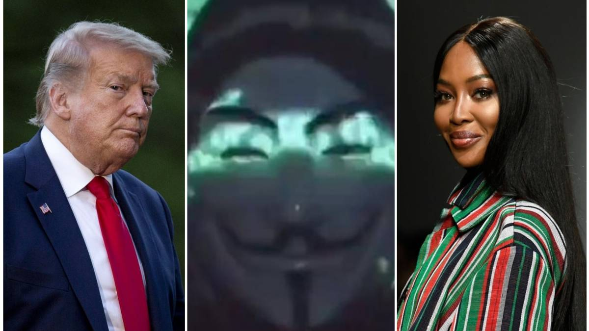 Anonymous-Campbell-naomi-Donald Trump y Epstein