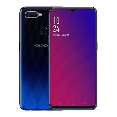 سعر و مواصفات هاتف جوال Oppo F9 اوبو F9 في الاسواق