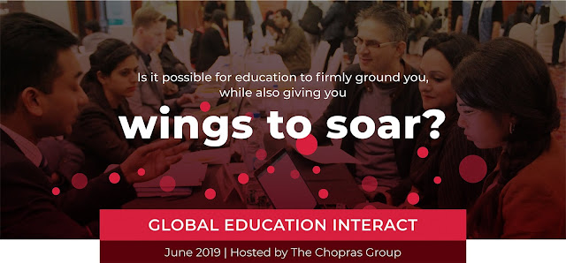 Global Education Interact in Jaipur Features Top Global universities from Top Global Ed Destination