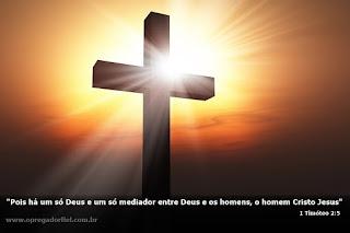 Jesus Cristo Nosso Mediador