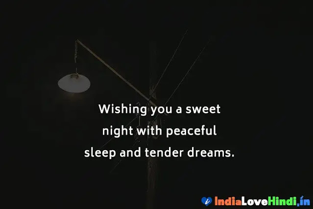 good night quotes for love crush