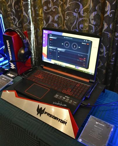 Acer Predator Nitro 5