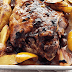 Greek-Style Lamb Shoulder Roast