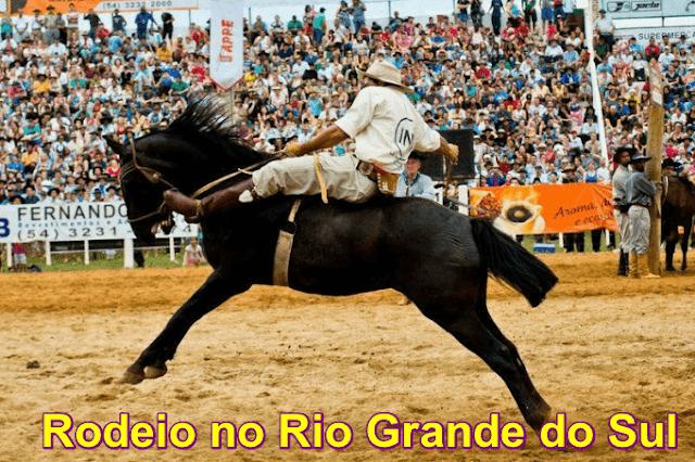 Agenda de Rodeio Rio Grande Do Sul