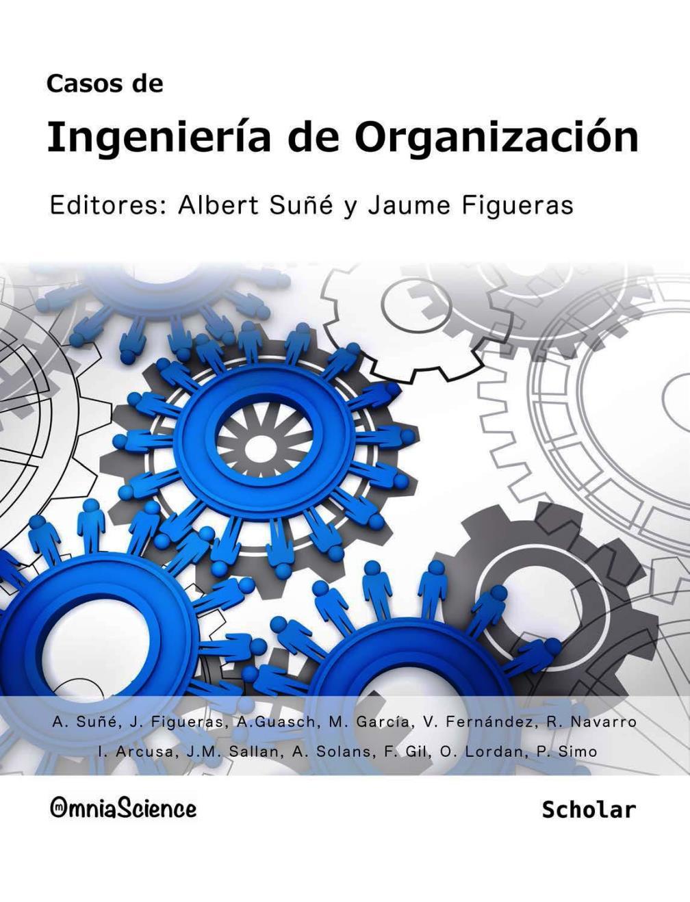 Casos de ingeniería de organización