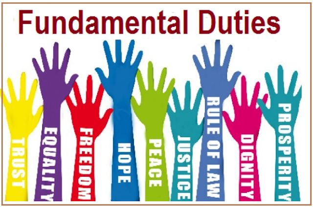 Fundamental Duties Most Unfortunately Has Become A Forgotten Chapter Of The Constitution