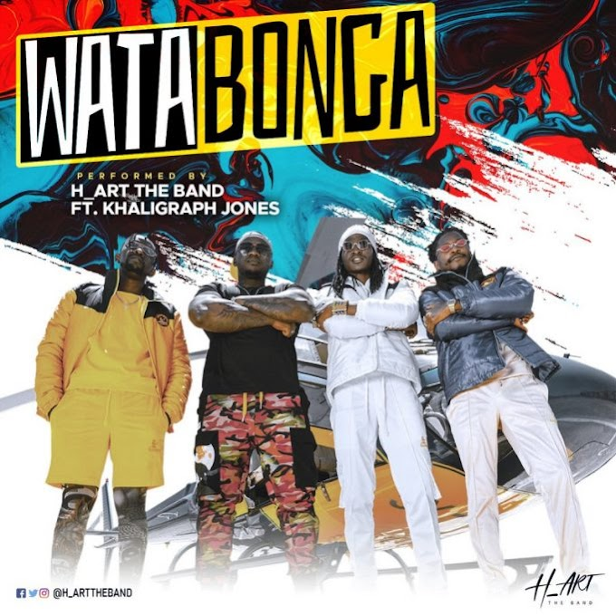 H Art ft. Khaligraph Jones – Watabonga | Audio |