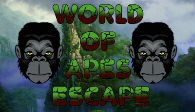 World Of Apes Escape