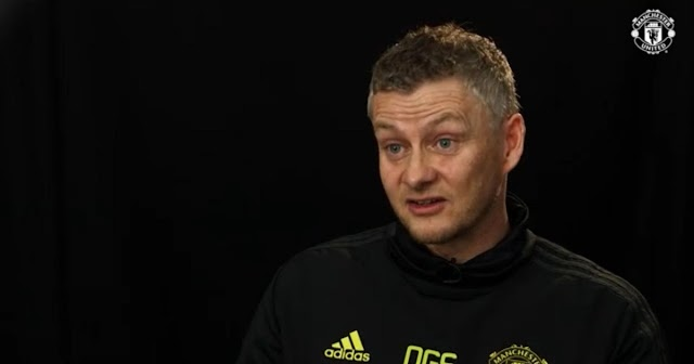 Solskjaer names five Manchester United leaders ahead of Liverpool game